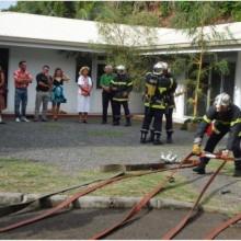 Caserne des pompiers de Pirae