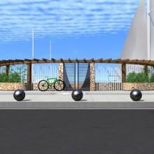 Marina et piste cyclable front de mer de Papeete