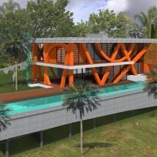 Maison Mata Ninamu